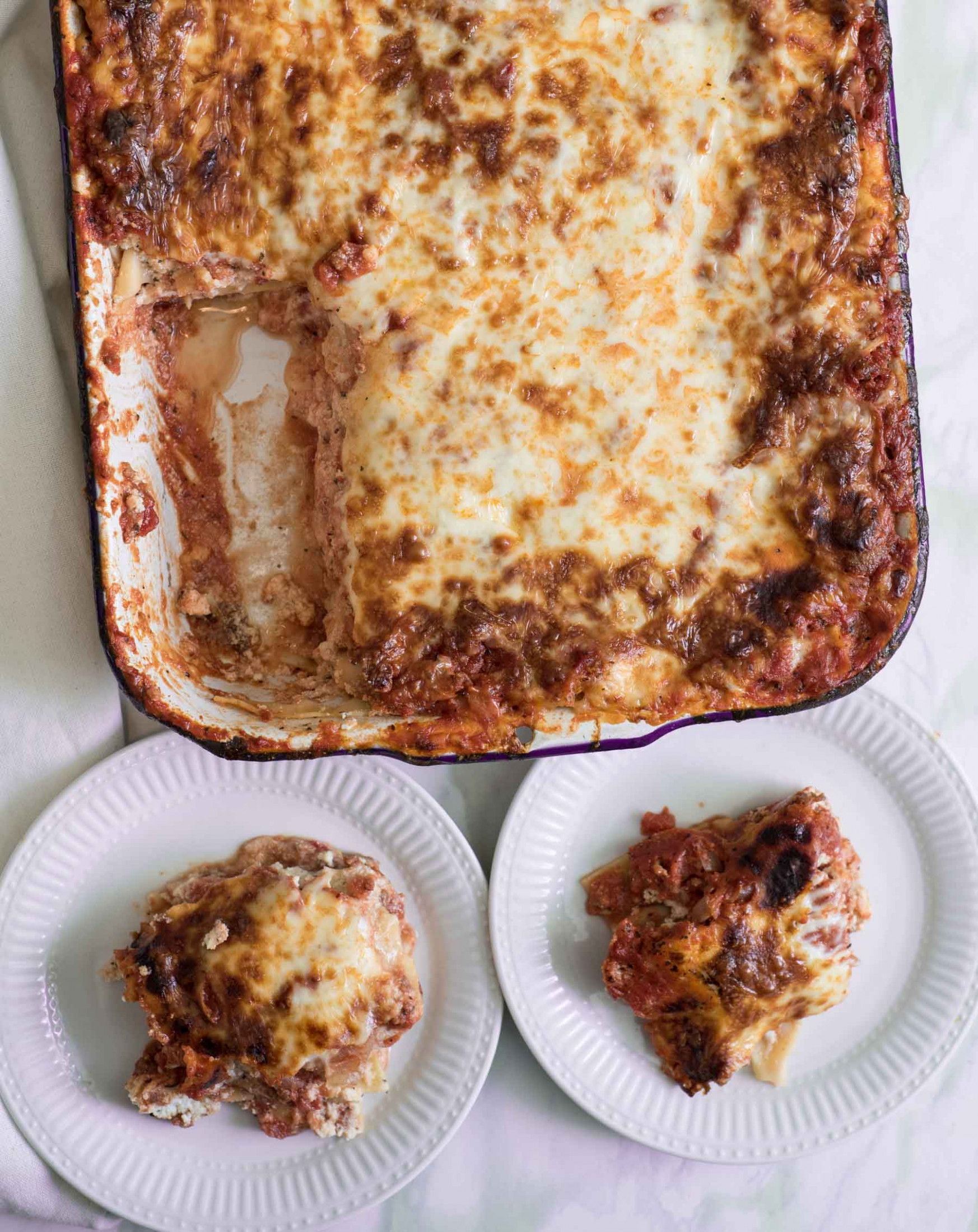 The Best Make-Ahead Lasagna | Easy Lasagna Recipe - dinner recipes you can prepare in advance