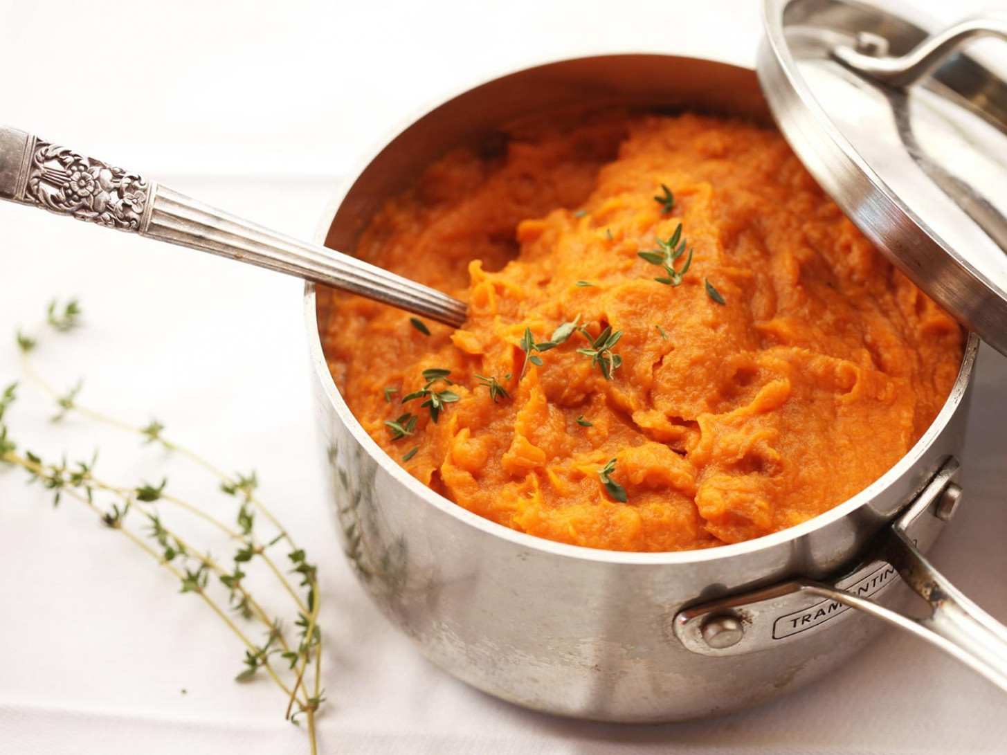 The Best Mashed Sweet Potatoes Recipe - pureed food recipes