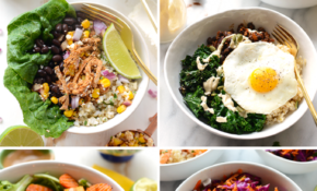 The Best Meal Prep Bowl Recipes Around Town! | Fit Foodie Finds – Recipes Dinner Bowls