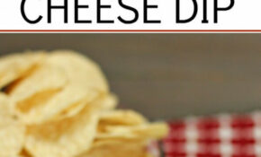 The Best Mexican White Cheese Dip – Recipes Authentic Mexican Food