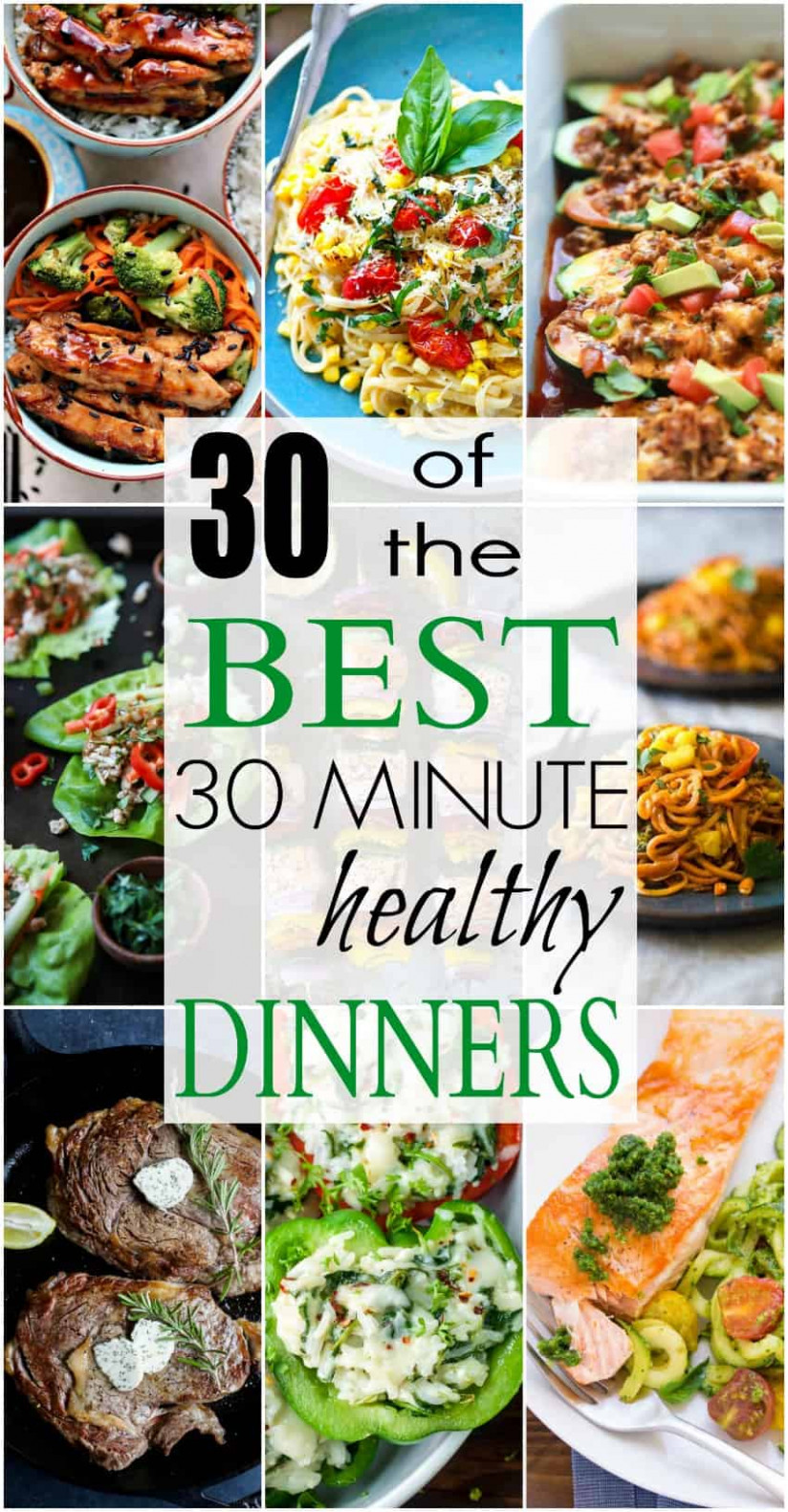 The BEST & Most Popular Recipes Of 15 | Easy Healthy Recipes - Recipes Dinner Date