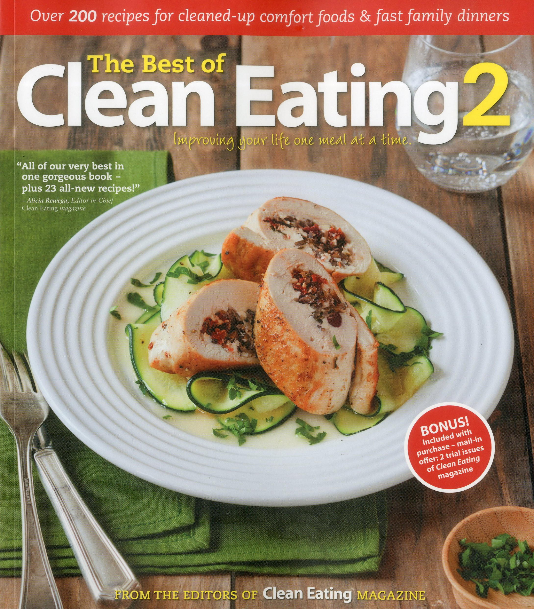 The Best of Clean Eating 10: Improving Your Life One Meal at ..