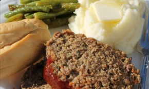 The Best Old Fashioned Meatloaf Recipe You Will Eat – Old Fashioned Recipes Dinner
