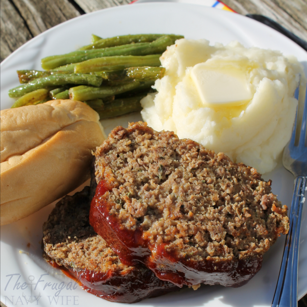 The Best Old Fashioned Meatloaf Recipe You Will Eat - old fashioned recipes dinner