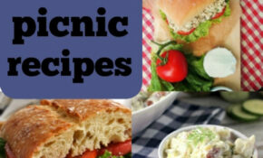 The Best Picnic Recipes For National Picnic Month | Renee ..