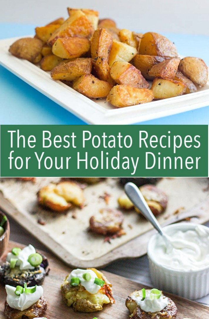 The Best Potato Recipes for Your Holiday Dinner - Cook the ..