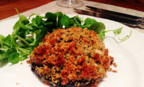 the Best Recipes: Portobello Mushrooms Stuffed with ...