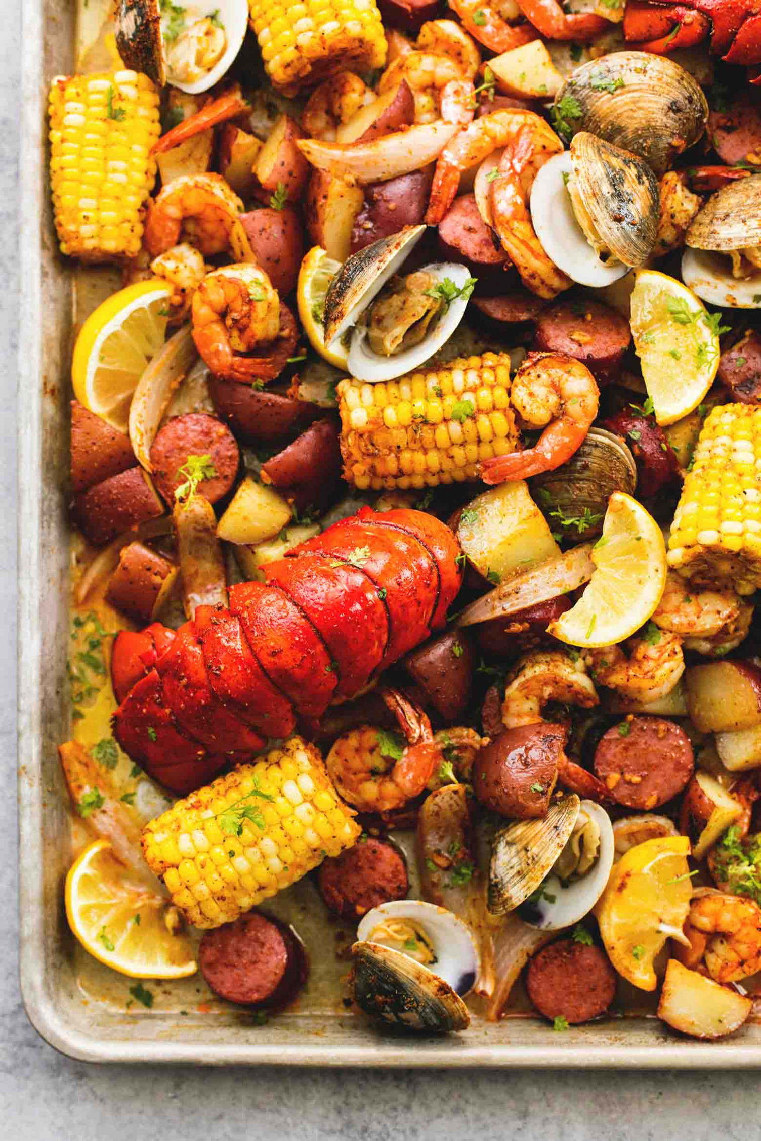 The Best Seafood Recipes for Christmas Eve - The Girl Who ..