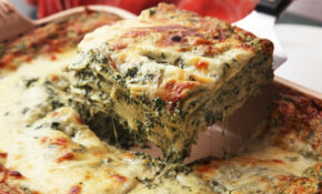 The Best Spinach Lasagna Recipe | Serious Eats – Recipes Vegetarian Lasagne