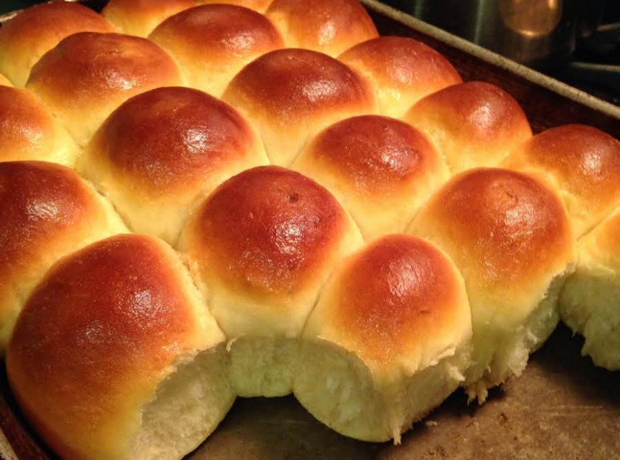 The Best Sweet Yeast Roll Dough Recipe | Easy Step-by-Step ..