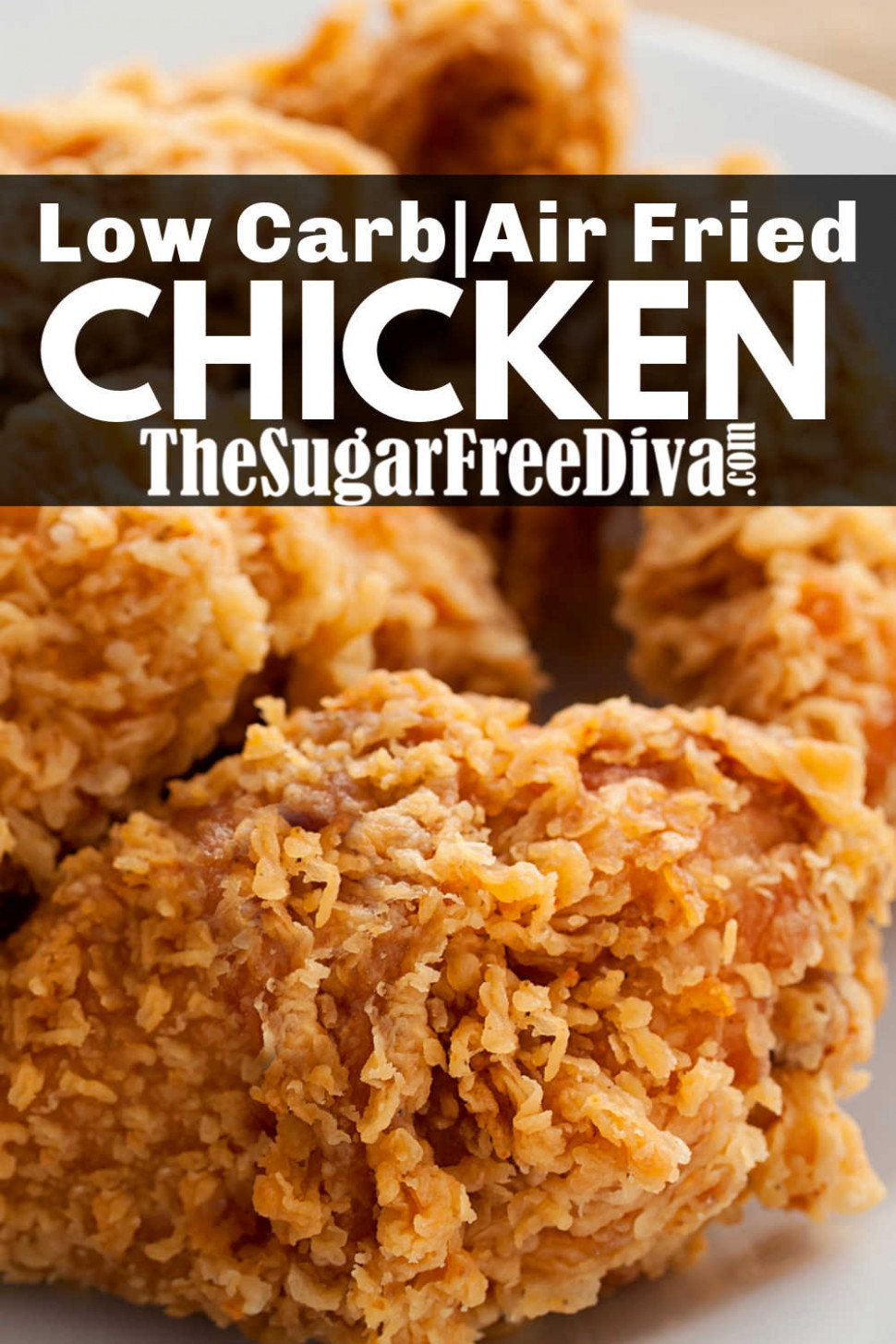 The Best Tasting Low Carb Air Fried Chicken Recipe - Air Fryer Xl Recipes Chicken