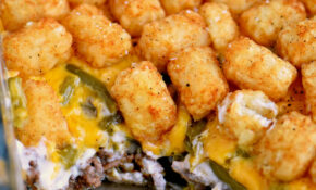 The BEST Tater Tot Casserole – Food Recipes Photos