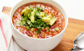 The Best Vegetarian Bean Chili | The Food Lab | Serious Eats – Food Recipes Veg