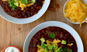 The Best Vegetarian Chili – Good Vegetarian Recipes