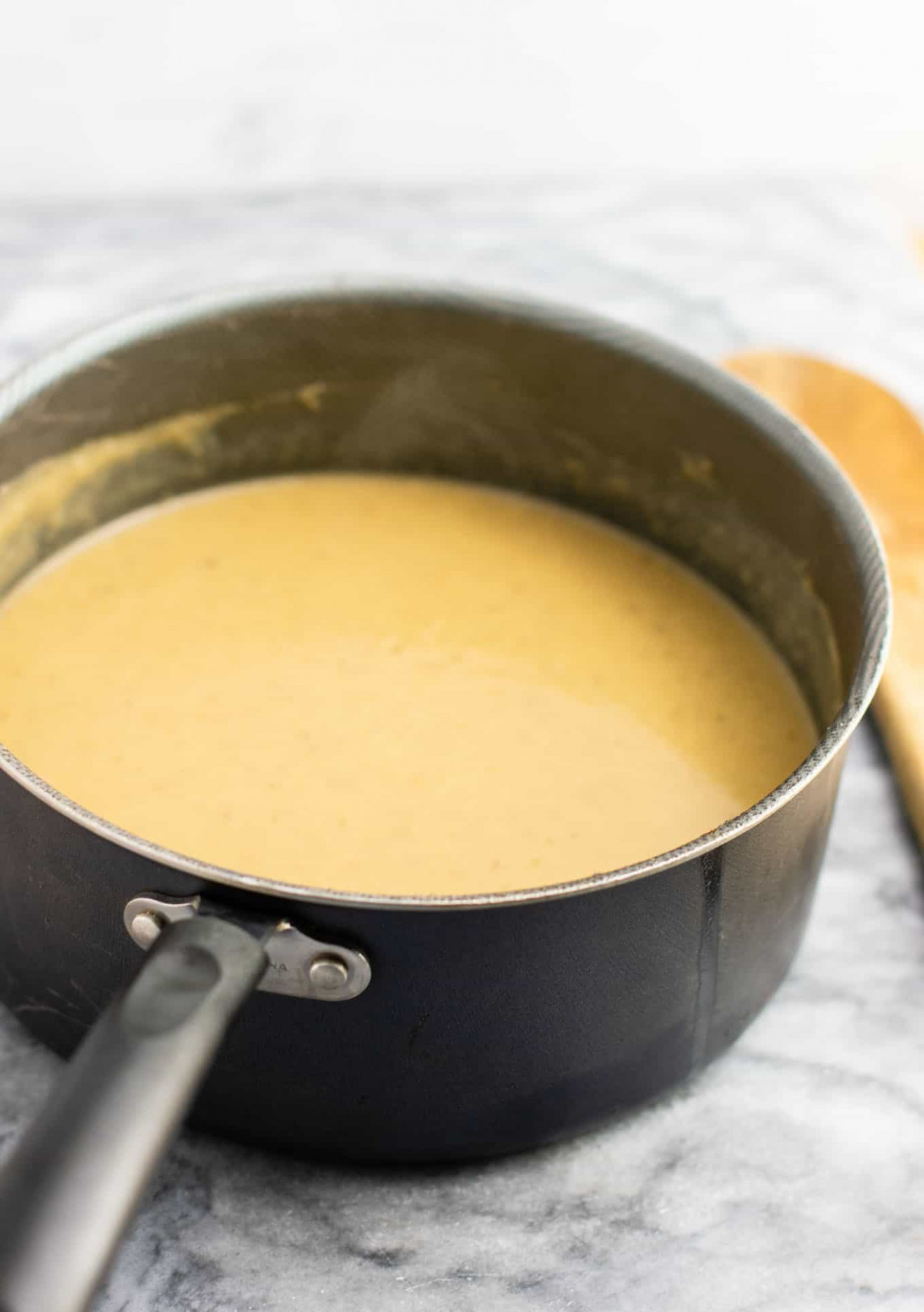 The Best Vegetarian Gravy Recipe - Build Your Bite - recipes vegetarian gravy