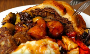 The Big BOSH! Christmas Dinner – Vegetarian Recipes For Xmas Day