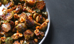 The Bitten Word: Kung Pao Brussels Sprouts