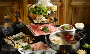 The Buffet – Steamboat Buffet Dinner – Healthy Yam Recipes