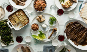 The Classic Passover Seder Menu Everyone Will Love ...