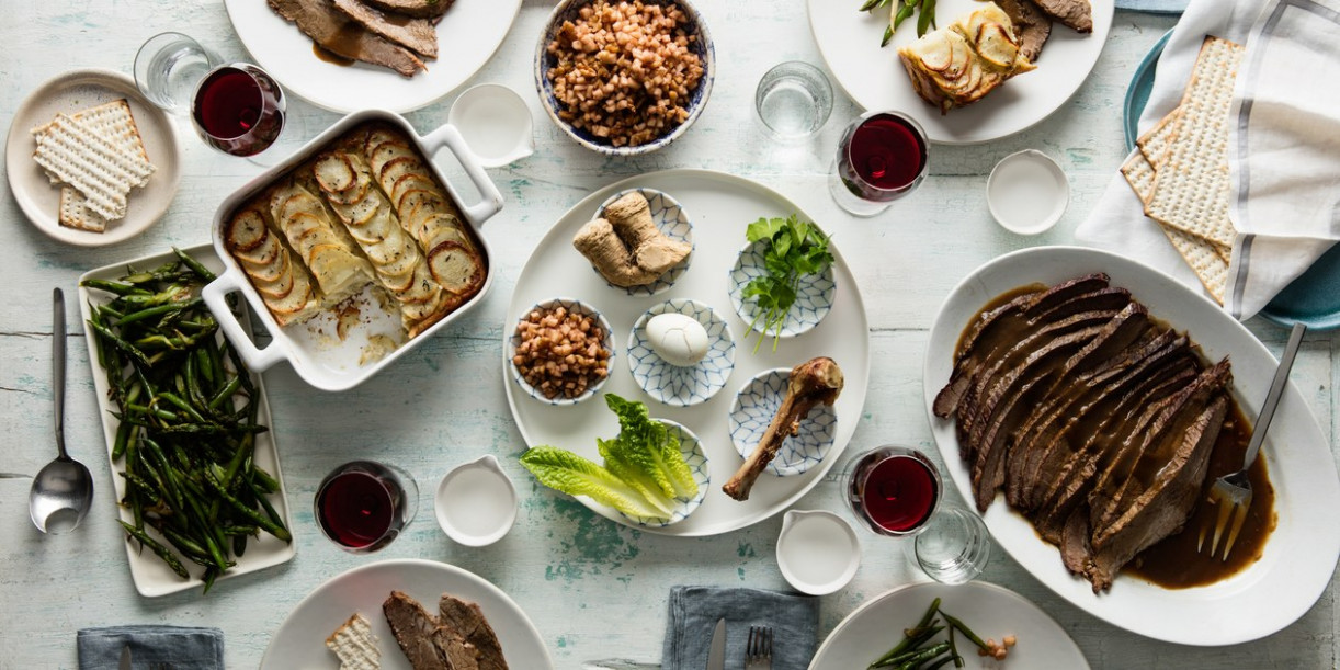 The Classic Passover Seder Menu Everyone Will Love ..