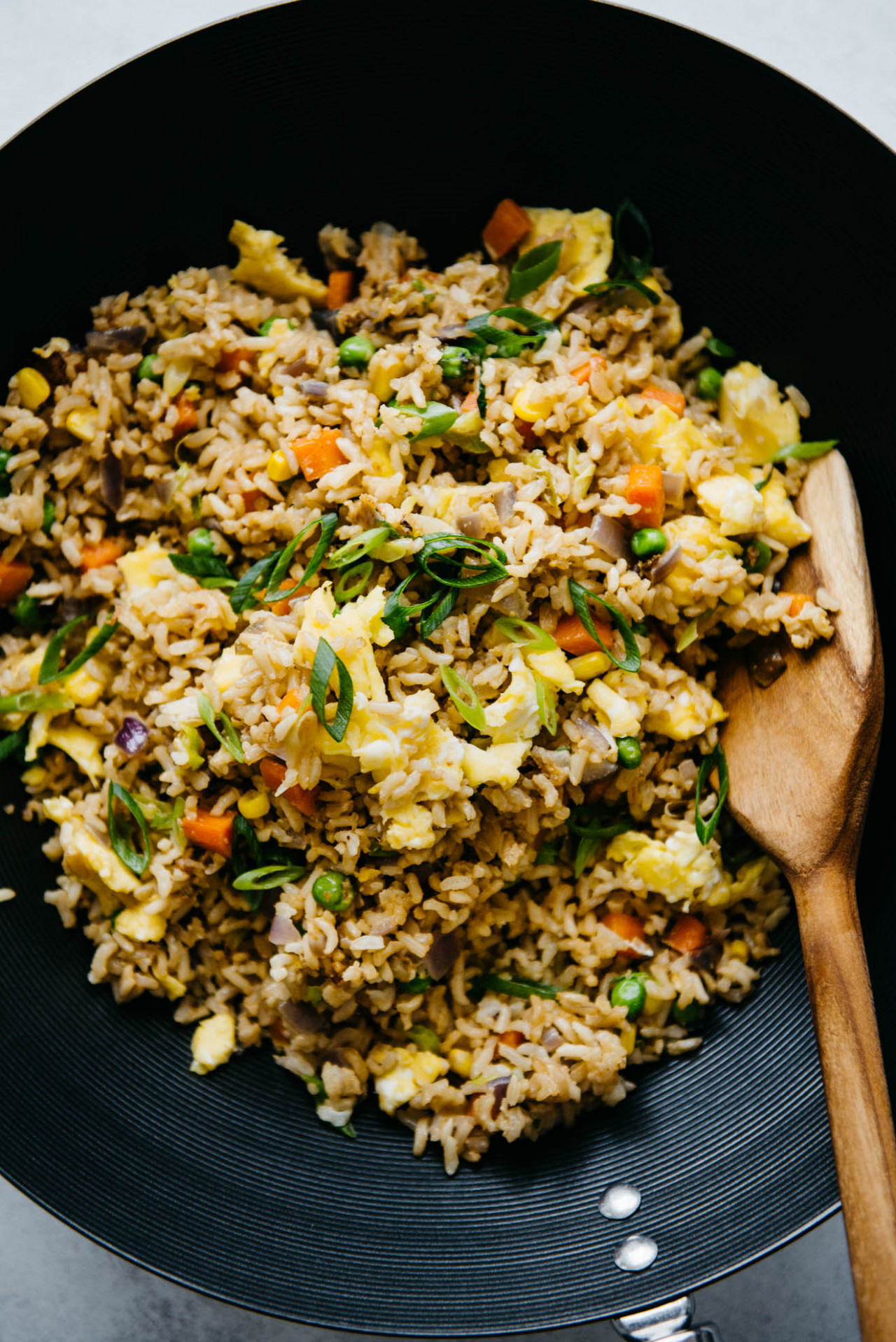 The Easiest Egg Fried Rice (14 Minutes) | Healthy Nibbles - rice recipes dinner