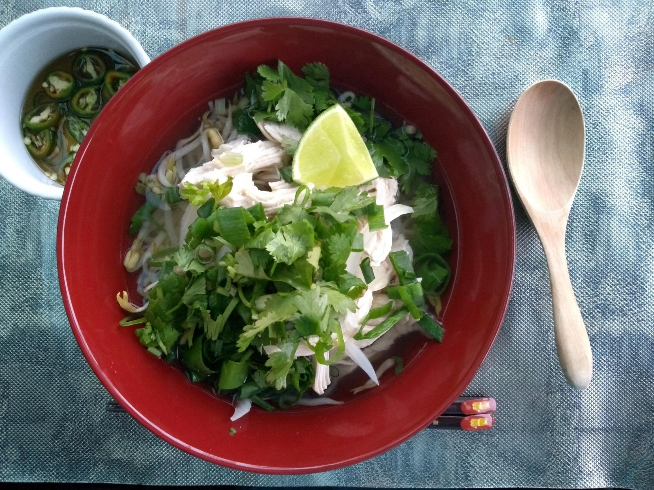 The Easiest Ever! Pho Ga Vietnamese Chicken Noodle Soup – A ..
