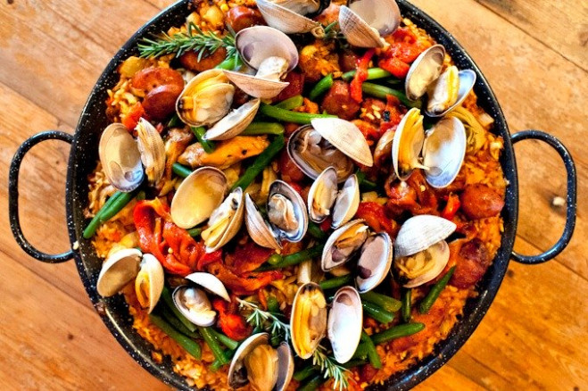 The Easiest Paella Recipes - Recipes Using Cooked Chicken