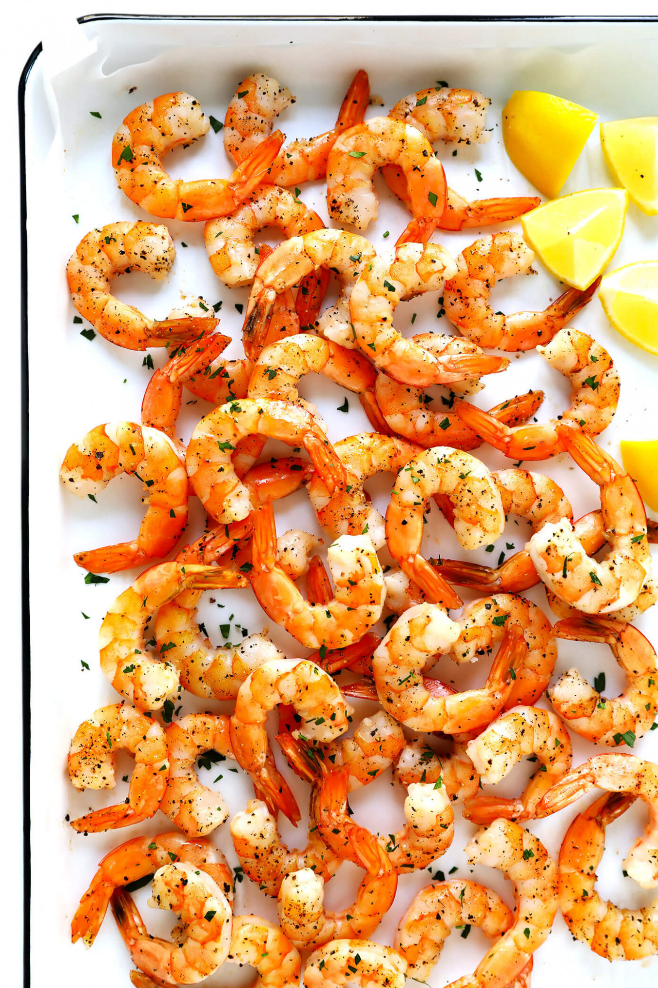 The Easiest Way To Cook Shrimp! (Baked Shrimp) - recipes with shrimp healthy