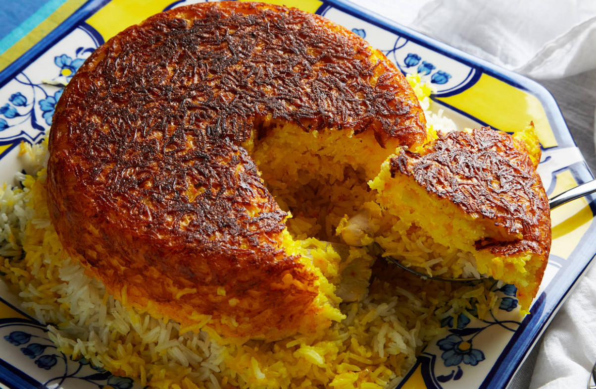 The Flavors of the Persian Empire - WSJ - recipes persian food