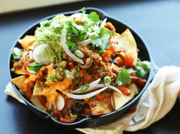 The Food Lab: The Ultimate Fully Loaded Vegan Nachos ..