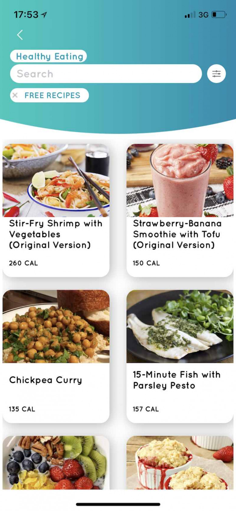 The Free Nutritional Coaching App, To Slim Down Without Diet - Recipes Eating Healthy