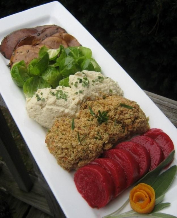 the happy raw kitchen: Raw Thanksgiving Dinner | Vegan ..