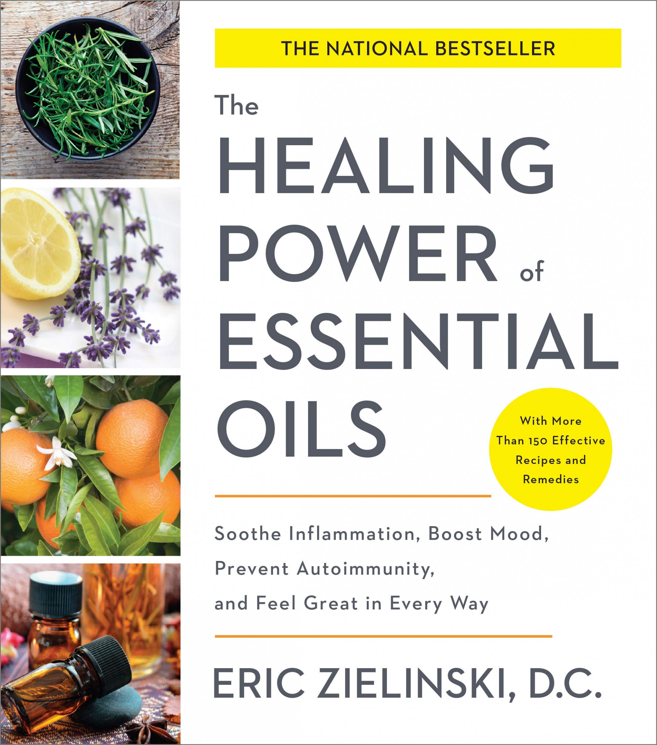 The Healing Power Of Essential Oils: Soothe Inflammation ..