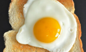 The Healthy Fried Egg | Charlotte's Lively Kitchen – Recipes Using Egg Yolks Healthy