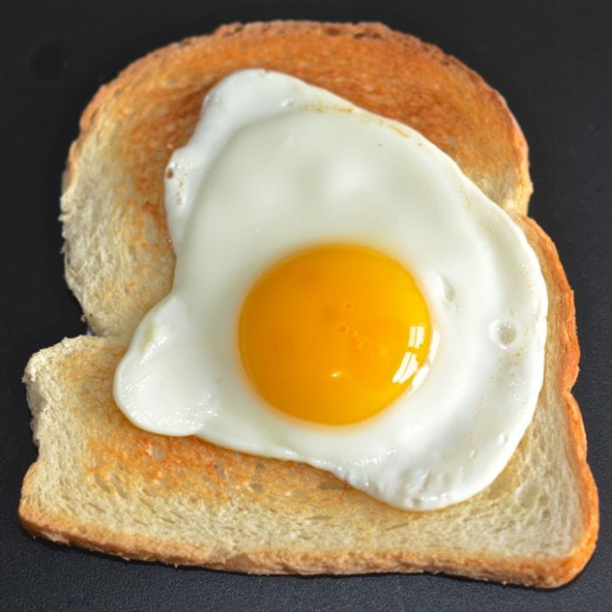 The Healthy Fried Egg | Charlotte's Lively Kitchen - recipes using egg yolks healthy