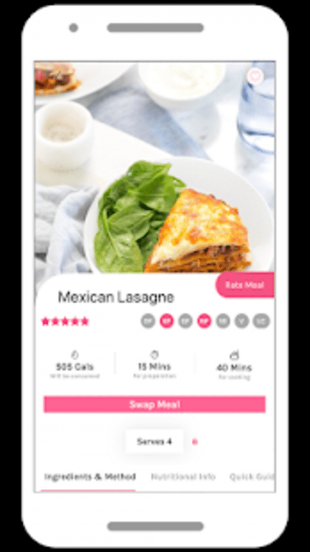 The Healthy Mummy For Android - Download - Healthy Mummy Recipes