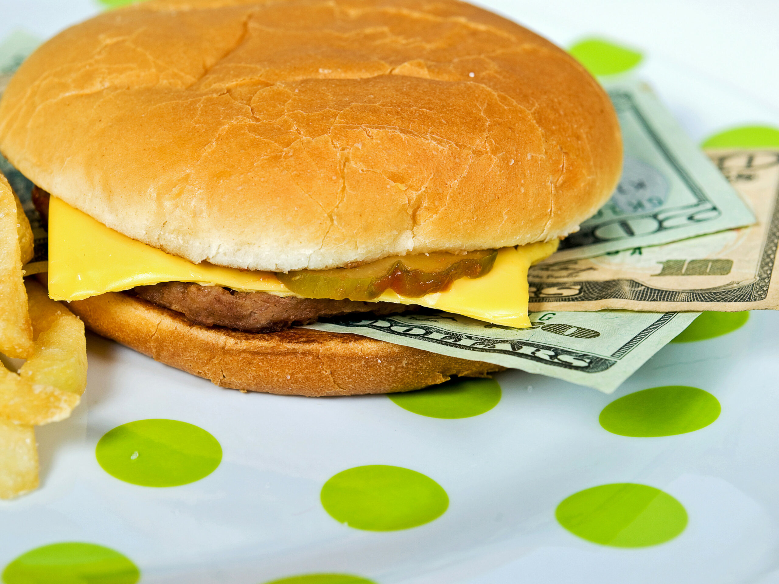 The high cost of junk food - Easy Health Options® - healthy recipes junk food