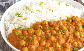 The Iron You: (Vegan) Easy Chickpea Tikka Masala – Recipes Dinner Vegetarian Indian
