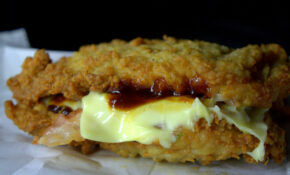The KFC Double Down Bacon Burger – Recipes Diet Food