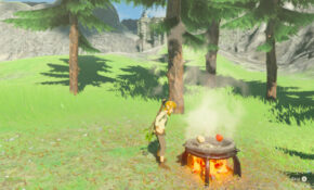 The Legend Of Zelda: Breath Of The Wild Cooking Recipes ..