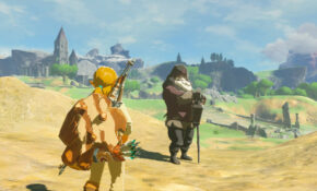 The Legend Of Zelda: Breath Of The Wild Old Man Locations ..