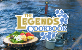 The Legend's Cookbook – Game Inspired Recipes & Adventures ..