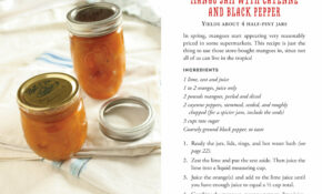 The Little Book Of Home Preserving (Recipes, Jam): Rebecca ..