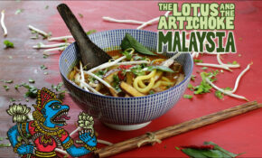 The Lotus And The Artichoke – MALAYSIA Vegan Cookbook By ..
