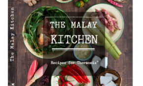 The Malay Kitchen Recipes For Thermomix® Cook Book TM13 – Malaysian Food Recipes