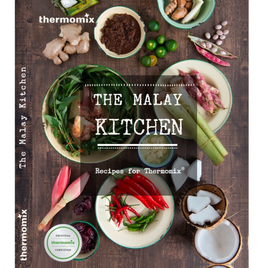 The Malay Kitchen Recipes for Thermomix® Cook Book TM13 - malaysian food recipes