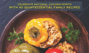 The Nation Loves Cooking With Chicken: Celebrate National ..