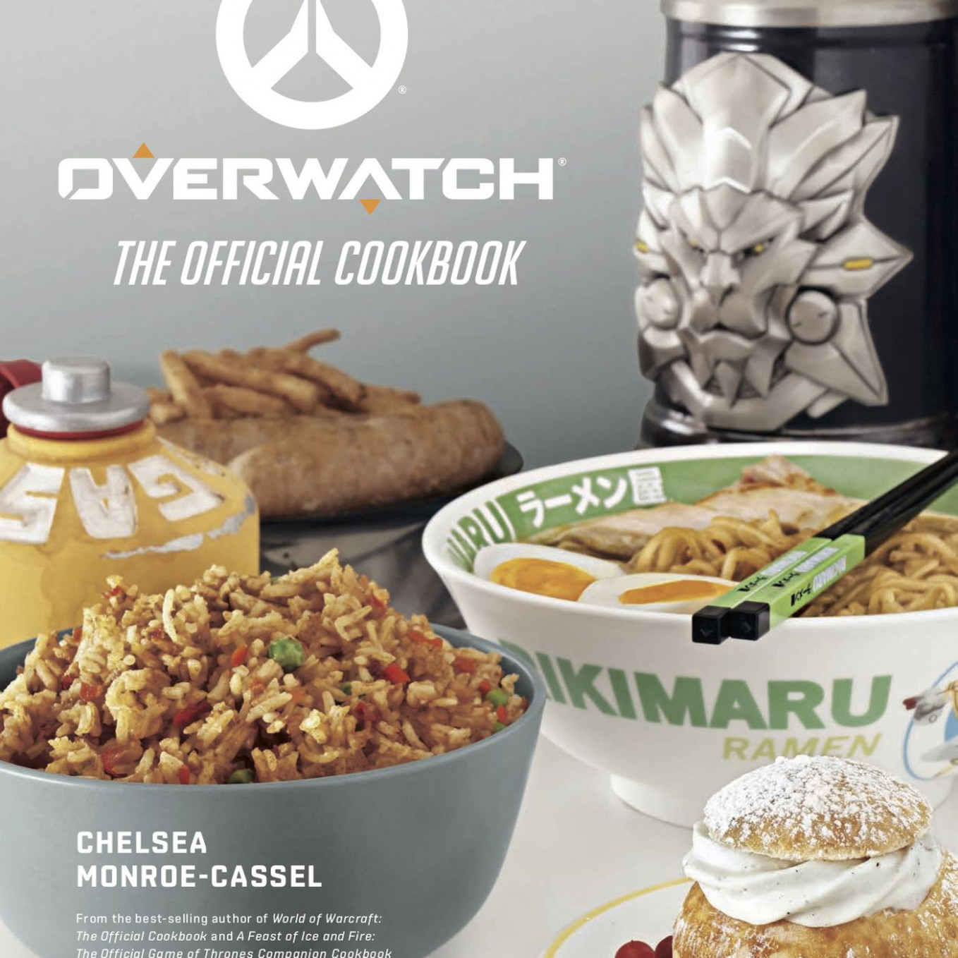 The official Overwatch cookbook goes up for pre-order at ..