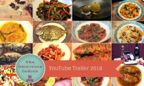 The Omnivore Indian YouTube Channel Trailer 13 – Food Recipes Youtube Channels