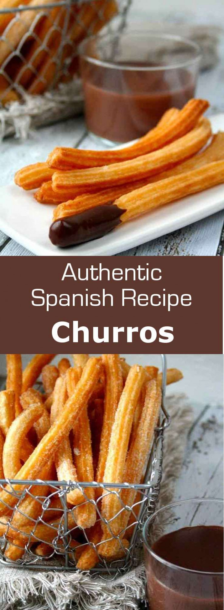 The Origin Of Spanish Churros Is Very Controversial. Find ..